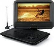 """Telesystem Lettore DVD portatile e TV Display 9"""" DVB-T Timeshift USB MP3 TS5051"""