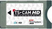 Telesystem Modulo CAM per TS6600HDPalco40Palco22 TS-CAM HD - 21090012