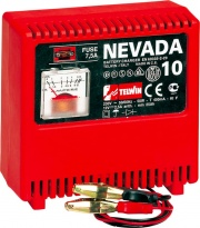 TELWIN 807022 Caricabatteria Auto Moto Monofase 12V 50 Watt  Nevada 10
