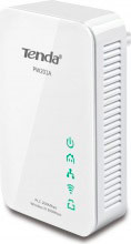 TENDA PW201A+P200 Powerline Adattatore Rete Fast Ethernet 300 Mbs Wifi Set 2 pz