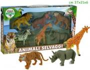 TEOREMA 66344 Animali Savana 6 pz