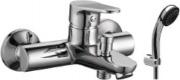 TEOREMA 9G150 Miscelatore Vasca da Bagno Monocomando Rubinetto bagno Cromo  TGold