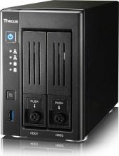 THECUS Nas Server Desktop Linux Slot Hard Disk USB 3.0 HDMI N2810