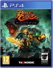 THQ Nordic 1023042 Videogioco PS4 Battle Chasers: Nightwar Gioco di Ruolo 12+