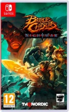 THQ Nordic 1023045 Videogioco Switch Battle Chasers: Nightwar Gioco di Ruolo 12+