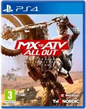 THQ Nordic 1024850 Videogioco per PS4 MX vs. ATV All Out Sport 3+