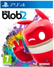 THQ Nordic 1026390 Videogioco per PS4 De Blob 2 Azione 7+
