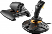 THRUSTMASTER 2960778 Joystick GamePad per Simulazione Volo USB  T16000M FCS Hotas