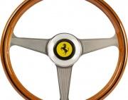 THRUSTMASTER 2960822 Volante per Videogames Replica Ferrari in Metallo Legno