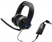 THRUSTMASTER 4160596 Cuffie Gaming Noise canceling per PS4 colore Nero  Y-300P