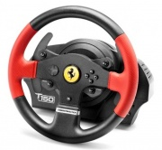 THRUSTMASTER 4160630 Volante per Ps4 modello Ferrari colore Nero  Rosso  T150