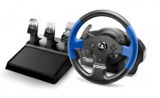 THRUSTMASTER 4160696 Volante con forcefeedback + pedali PC Playstation  T150 PRO
