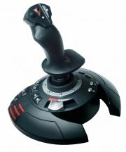 THRUSTMASTER T-Flight Stick X 2960694 Joystick Gamepad per Simulatori di Volo