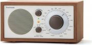 Tivoli Audio Radio Portatile Am Fm AUX Docking Station iPod 1002 Model One Beige