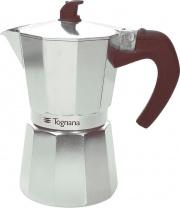 TOGNANA PORCELLANE V443059MORU Caffettiera Macchina Caffe Moka 9 Tazze