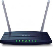 Tp-Link Router Wireless Dual Band 4 LAN 2 Antenne USB Archer C50
