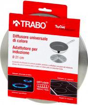 TRABO Diffusore Induzione universale diametro 21cm manico Acciaio BD21 MyCooking
