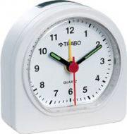 TRABO Sveglia analogica allarme elettronico col. Bianco - LYRA FTR98B