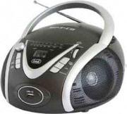 TREVI Stereo portatile Boombox Lettore Mp3 CD Radio AM  FM USB CMP 542 0054210