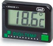 TREVI Termometro Ambiente Digitale per Interno a Pile AAA - TE 3010