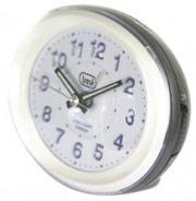 TREVI 0305200 Orologio Sveglia Analogica Funzione Snooze Nero -  SL 3052