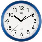 TREVI 0330104 Orologio da Parete 25 cm al Quarzo mov. continuo Blu -  OM 3301