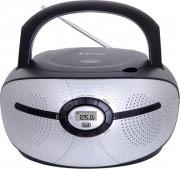 TREVI 0CM55200 Radio Boombox Bluetooth Stereo Portatile lettore CD Mp3 Nero CMP 552 BT