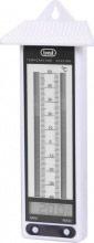 TREVI 0TE300801 Termometro temperatura interna esterna Digitale da Parete  TE3008