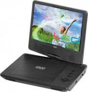 """TREVI 140900 Lettore DVD portatile 9"""" MPEG4 MP3 Scheda SD Telecomando PDX 1409 0"""