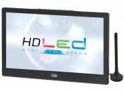 """TREVI TV Portatile Led 10.1"""" HD-Ready DVB-T2 Integrato VGA USB 2010HD00 ITA"""