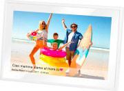 "TREVI Portafoto digitale Cornice digitale 10.1"" Touch Wifi 8GB USB DPL-2230WH"