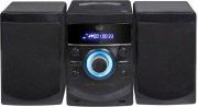 TREVI 0H105000 Mini Hi fi Potenza 40 W Lettore CD Mp3 USB Radio FM Nero HCX 1050S