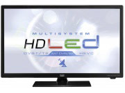 TREVI LTV2401 SAT BLK TV LED 24 HD Ready Digitale terrestre DVB T2 HDMI USB  ITA