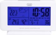 TREVI ME3P08 01 Stazione Meteo Sveglia Calendario °C°F Igrometro LED Display