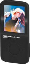 TREVI Lettore Mp3 Micro SD 8 GB MP3, WMA, AMV player Nero - MPV 1745 SD