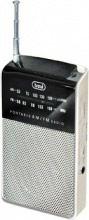 TREVI RA 725 Radio Portatile Am Fm colore Bianco