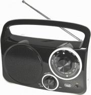 TREVI Radio Portatile Analogico Am Fm colore Nero RA 762