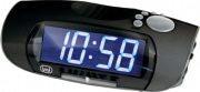 TREVI Radiosveglia Digitale AM  FM Funzione Snooze col. Nero RC 850 BL