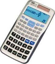 TREVI SC3790 Calcolatrice scientifica tavolo ufficio 12 Cifre a Batteria 0379006