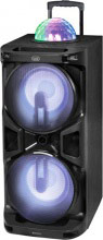 TREVI XF 1700 KB Cassa Amplificata Portatile Bluetooth 120 Watt Luci led Karaoke XF 1700KB