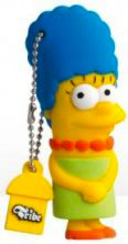 TRIBE Pen Drive 8 GB Chiavetta USB 2.0 The Simpson Marge FD003403