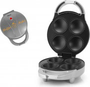 TRISTAR SA-1122 Macchina Muffin e Cupcakes Rivestitura Antiaderente 800 Watt