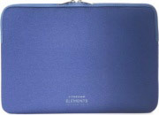 "TUCANO BF-E-MBA13-B Cover Custodia per Notebook MacBook fino 11"" in Neoprene Blu"