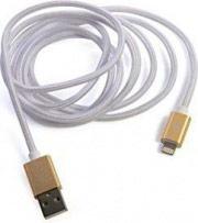 TUCANO CA-COALG8-W Cavo Dati Smartphone USBLightning Lunghezza 2 m Col. Bianco