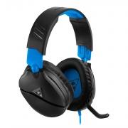 TURTLE BEACH 731855035557 Cuffie Gaming con Microfono colore Blu TBS-3555 Recon 70 Wired