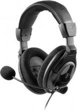 TURTLE BEACH Cuffie Gaming PS4 Xbox One PC con Microfono Archetto Nero - PX24