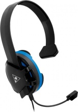 TURTLE BEACH Recon Chat Cuffia Gaming con microfono per PS4 colore Nero