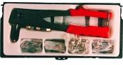 T Max DCH-LM7022 Rivettatrice In Kit con 60 Rivetti