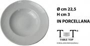 Table Top B1222 Piatto Fondo cm 22.5 Waves