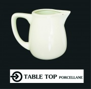 Table Top B798 Lattiera Porcellana Bianco ml 170 h.8.5